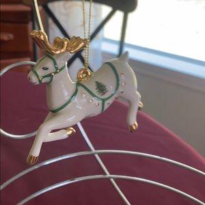 Spode Deer Ornament
